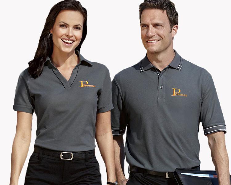Корпоративний одяг з логотипом